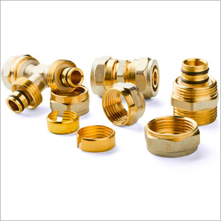 Precision Brass Metal Components