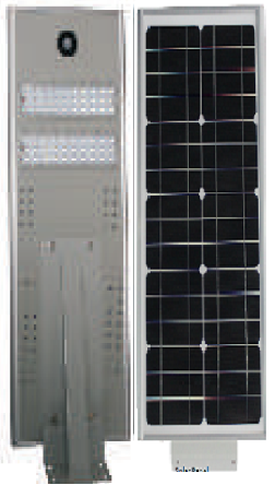 LED 30W Integrated Solar Street Light