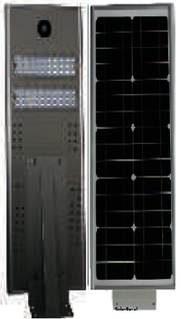 LED 30W Integrated Solar Street Light