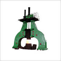 Fully Hydraulic Open Die Forging Hammer