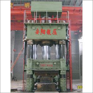Hydraulic Open Die Forging Press