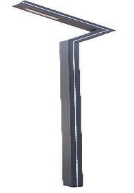 LED Designer Pole Light
