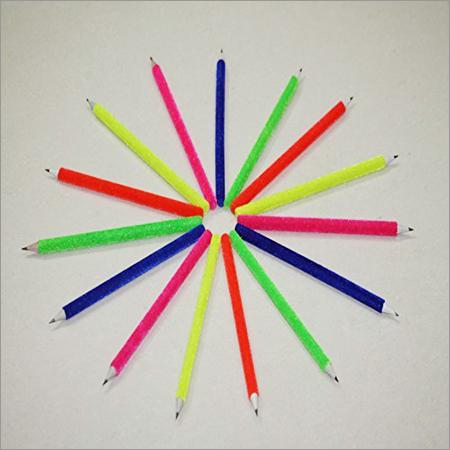 Velvet Coated Pencil For Kids