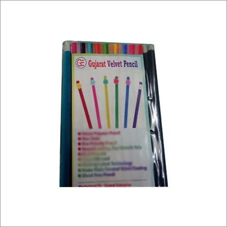 Velvet Pencil Box
