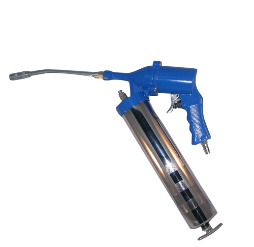 """FIT TOOLS 1/4"""" Professional Air Grease Gun with Hexagonal Spout"""