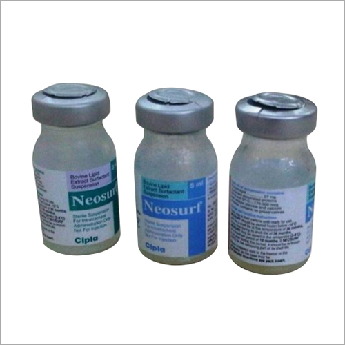 Bovine Lipid Extract Surfactant Injection