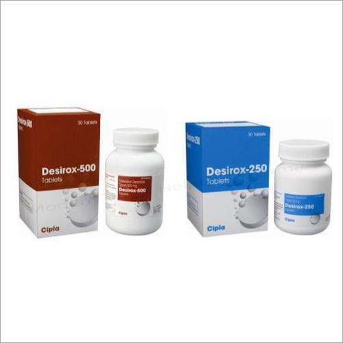 Deferasirox Dispersible Tablets