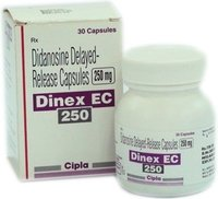 Didanosine Delayed Capsules