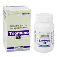 Lamivudine, Stavudine and Nevirapine Tablets