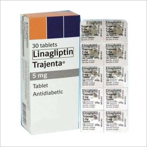 Linagliptin Tablet Certifications: Iso