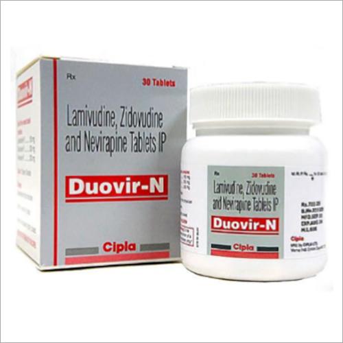 Zidovudine, Lamivudine and Nevirapine Tablet