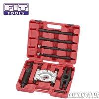 FIT TOOLS 12 Tons Hydraulic Ram Gear & Bearing 75~105 Separator Kit