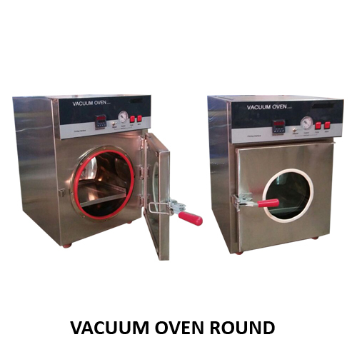 Vacuum And Thermostatic Oven