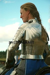 Nauticalmart Ladies Gothic Pauldrons Set Armour Halloween Costume