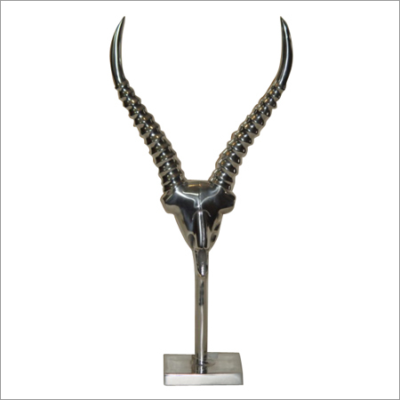 Aluminum Decorative Deer Horns