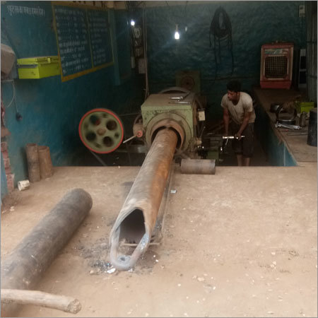 MS Boring Round Pipe