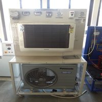 Air Conditioning Test Rig with Data Logging Facility
