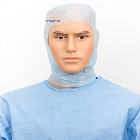 Surgeon Cap Hood Kit and Mask