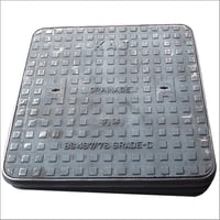 Industrial Iron Square Manhole Cover