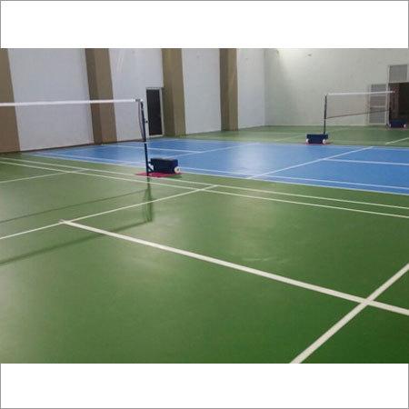 PU Sports Court