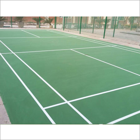 PU Synthetic Courts