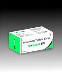 Febuxostat Tablets 80mg