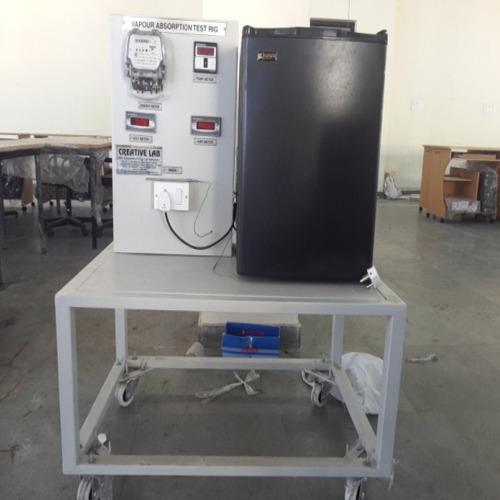 Electrolux - Vapour Absorption Refrigeration Test Rig