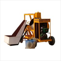 Hopper Mixer With Weighing System