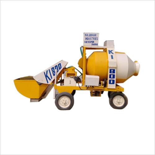 Mini Mobile Concrete Batching Plant Arm 800