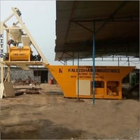 Concrete Batching Plant Stationary and Mobile