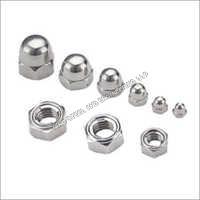 Hexagon Domed Cap Nuts
