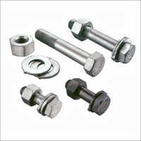 GI Nut, Bolt, Washer Set