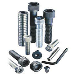Hex Bolts (TVS , Unbrako, LPS, Other Make)