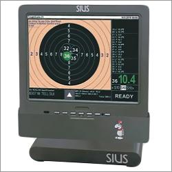 10M, 25M - 50 Meter Electric Laser Score Target