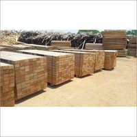Brazil Teak Wood Logs