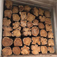 Sudan Round Logs