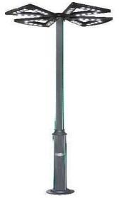 LED Designer Pole Light