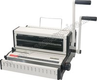 WW2018 Wire Binding Machine (3:1 & 2:1)