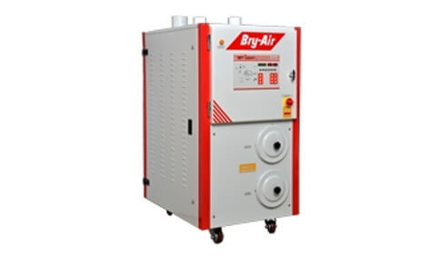 Honeycomb Resin Dryers - BHD Series