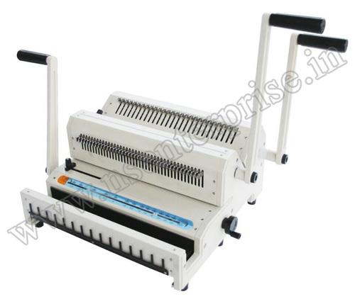 WW8672 Wire Binding Machine (3:1 & 2:1)