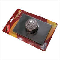 Combo Pack (Stainless Steel Scrubber And Scrub Pad)