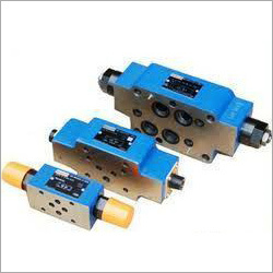 Hydraulic Sandwich Type Moduler Flow Control Valves