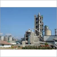 Hydraulics Cement Plant