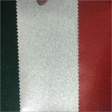 90 GLITTERS - TEXTILE FABRIC COATED