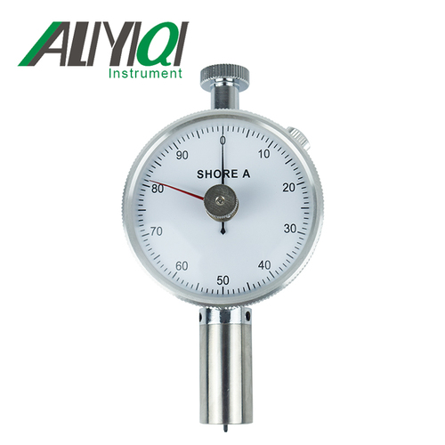 Shore Hardness Tester Durometer Type A Double Needle