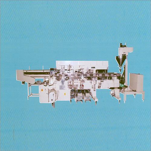 Automatic Lined Carton Machine