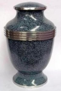 Band Alloy Cremation Urn