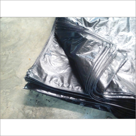 Silver Colour Tarpaulin