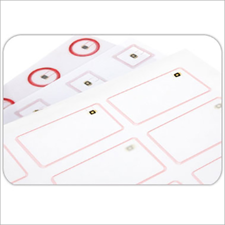 UHF Card Inlay