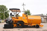 Paver Machines